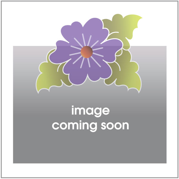 Daisy Dotz - Blue - Table Runner / Panel